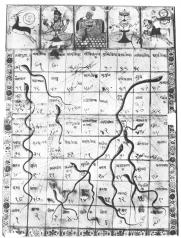 Vaishnava, 72 felter (Marwar, Rajasthan, tidl. 19. årh.)