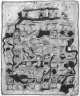 Shaiva, 81 felter (Rajasthan, 19. årh.)